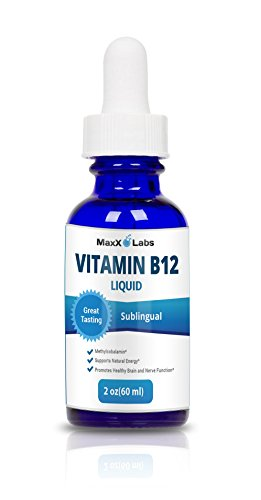 Vitamin B12 ★ Vitamin B12 Sublingual Drops