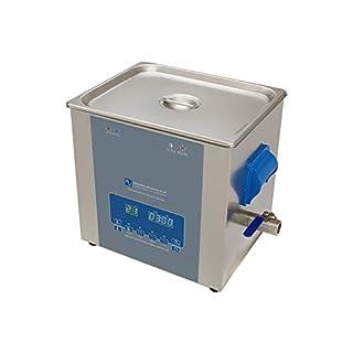 Professional Cavitek Digital Ultrasonic Cleaner Tanks with Heated Bath -220V
