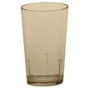 Cambro DEL MAR 8 g Plastique, verre, lumière, Ambre (D8609) Catégorie : gobelets en plastique