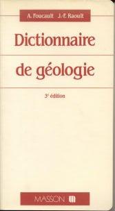 Dictionnaire de géologie