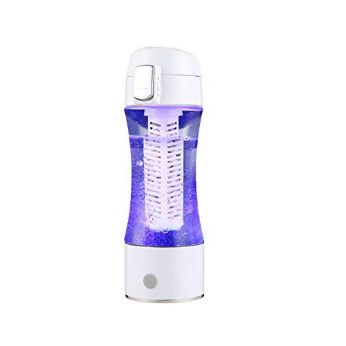 TKFY Mit Wasserstoff angereicherter Wassertopf mit hoher Konzentration Wasserstoff- und Sauerstofftrennung Glaskessel Mikroelektrolyse Säure-Base-Balance Kleinmolekular,White