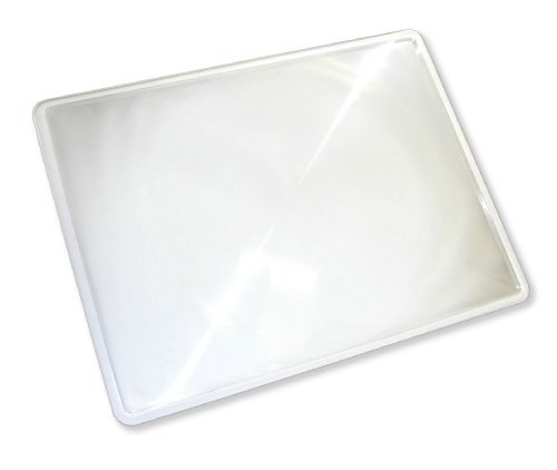 CARSON FRENSEL SHATTERPROOF 2X PAGE MAGNIFIER REVIEWS PROFESSIONAL MEDICAL SUPPLIES
