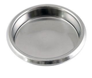 Gas N Pow3r x1 Puly Caff Blindfilter Blende Scheibe Edelstahl 58 mm für rückspülende kommerzielle...