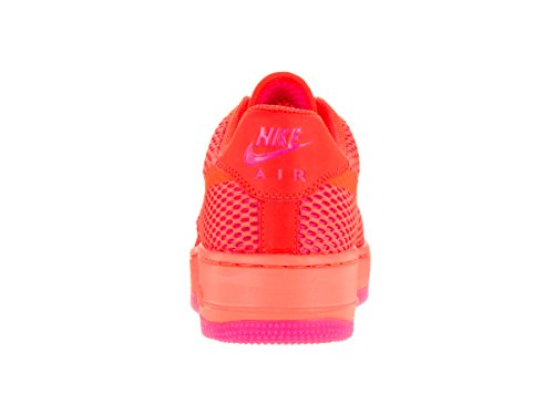 Nike Af1 Low Shoe Casual Br élever par étapes Orange