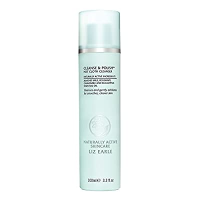 Liz Earle Cleanse & PolishTM Hot Cloth Cleanser, 100ml With Pump