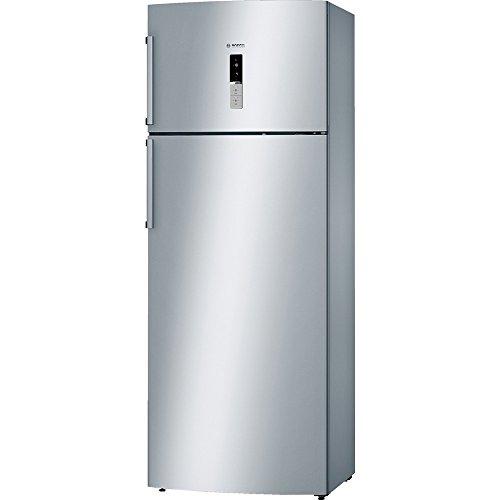 Bosch 401 L 2 Star Frost-Free Refrigerator (KDN46XI30I, Chrome Inox...