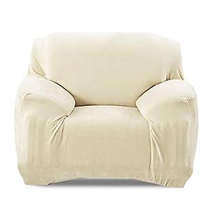 PETCUTE Sofabezug Sofa Überwürfe elastische Stretch Sofa bezug Sofahusse 3 Sitzer Schonbezüge Stretch