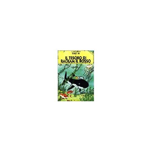 Le Avventure Di Tintin. Il Tesoro Di Rakam Il Rosso