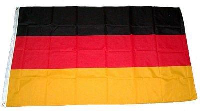 Flagge Deutschland 150 x 90 cm