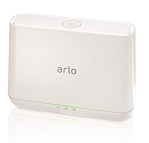 Arlo Pro Base Station Add-On Unit with Built-In Alarm Siren