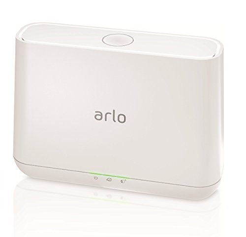 arlo-pro-base-station-add-on-unit-with-built-in-alarm-siren-for-wire-free-cameras-vmb4000-by-netgear
