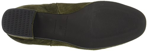 SELECTED FEMME Sfbecky Suede Boot, Stivali Donna Verde (Dark Green)