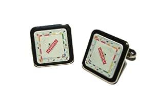 Monopoly Board Cufflinks