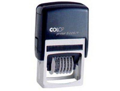 Colop S100.S126.1 Numeratore Data Autoinchiostrante, 4 mm