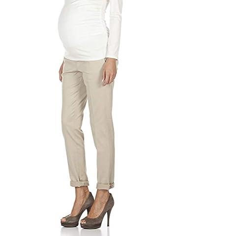 Attesa Maternity - Pantaloni Premaman Cotone, Donna