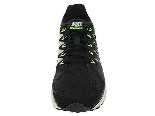 Nike Wmns Zoom Vomero 9, sneaker femme Noir (Noir / Blanc-Volt)