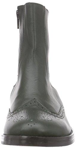 Mentor - Mentor Brogue Boot, Stivali Donna Verde (grün (cuero Verde))
