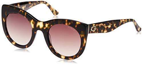 Guess Sunglasses Gu7485 56F 51 Gafas de sol, Marrón (Braun), Mujer