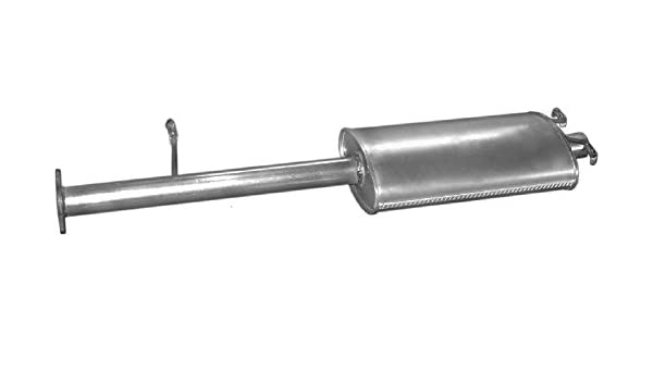 fits TRANSIT TRANSIT TOURNEO 2.5 D 2.5 TD BUS 70//76//85//100hp 1994-1997 ETS-EXHAUST 572 Exhaust Central Silencer