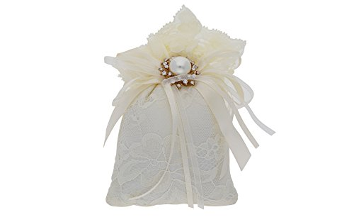 Preisvergleich Produktbild Blumen Bambuskohle Hängeschnüre Feuchtigkeit und Geruch Absorbierer - Perlen Design Feiner Duft Raum Schrank Erfrischer Auto Lufterfrischer