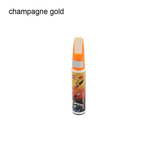 Bolígrafo de pintura para reparar arañazos en el coche, de Picturer7, 11 colores, para todo tipo de coche, champagne gold