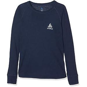 Odlo Kinder Bl Top Crew Neck L/S Active Warm Kids Unterhemd