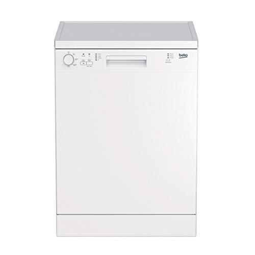 Beko DFN102 lave-vaisselle Autonome 12 places A+ - Lave-vaisselles (Autonome, Blanc, Taille maximum (60 cm), boutons, Rotatif, LED, Statique)