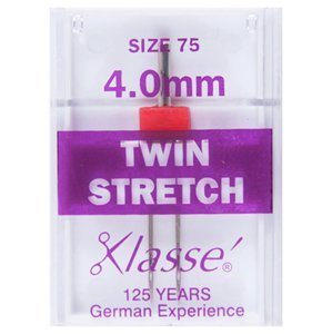 Klasse Maschine Nadeln Twin Stretch 90/4 mm -