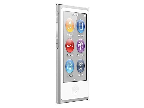 Apple Ipod Nano 7. Generation 7G Silber Weiss 16GB White & Silver ( Aktuellstes Modell)
