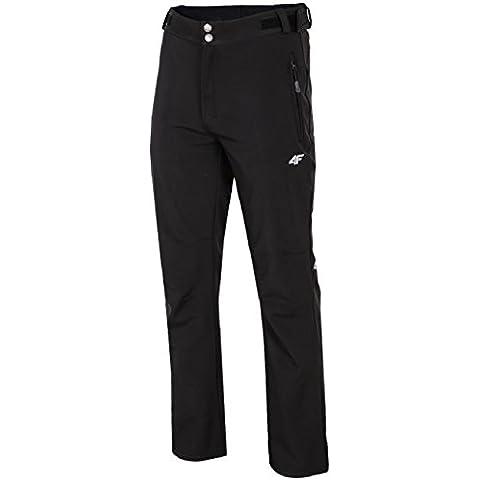 4F–Pantalones Pantalones de trekking, impermeable