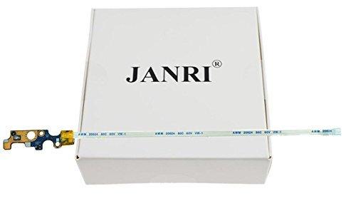 janri® Ersatz 094Mfg 94Mfg ls-b844p Power Button Switch Board FFC Kabel für Dell Inspiron 14-545815-556615-15-500055513558555555585559Vostro 3458176hk 10W9N -