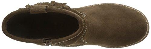 Lurchi Mädchen Lilo-Tex Kurzschaft Stiefel Braun (brown 24)