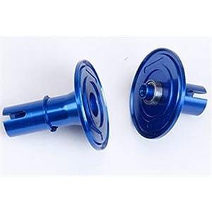Graupner YBD.500  - Mitades de diferenciales de aluminio Importado de Alemania