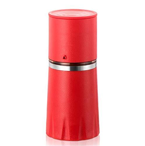 BAIHONG Macchina da caffè Portatile macinatura Tazza di caffè Multifunzione Integrato Mano Torsione Rotante Portatile Tazza di caffè macinazione A