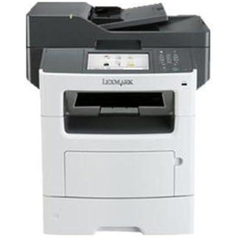 Lexmark MX611de - Impresora multifunción (Laser, Mono, Mono, Color, Mono, Copiar, fax, Imprimir, Escanear)