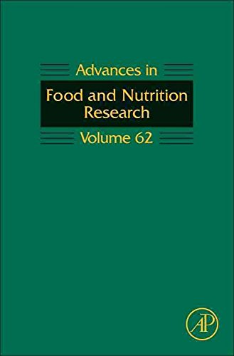 [Advances in Food and Nutrition Research: Volume 62] (By: Steve Taylor) [published: June, 2011]
