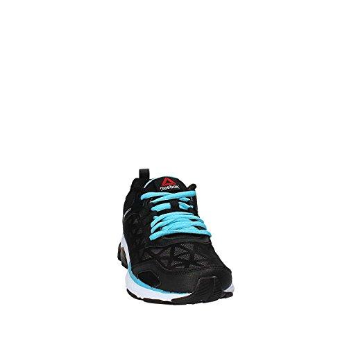 Reebok Jet Dashride 3.0, Scarpe da Corsa Donna Nero (Negro (Black / White / Crisp Blue))