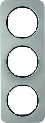 Hager 10132104 interruptor de luz Acero inoxidable - Interruptores de luz (Acero...