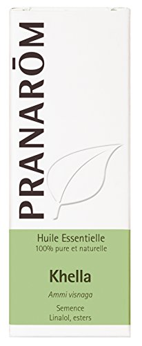 Pranarôm - HUILE ESSENTIELLE - Khella - 5 ml