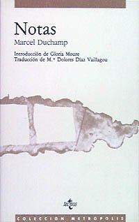 Notas - Marcel Duchamp (Metropolis) por Marcel Duchamp