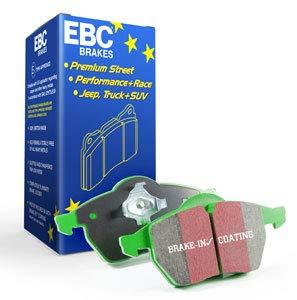EBC Green Stuff smart fortwo 450 451 DP21287