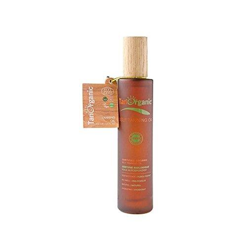 Tanorganic Faccia Self-Tan E Olio Per Il Corpo - (Confezione
