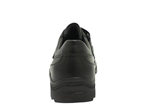 Waldläufer , Baskets pour homme Noir - Noir