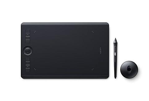 Wacom Intuos Pro - Tablette graphique à stylet - Taille M