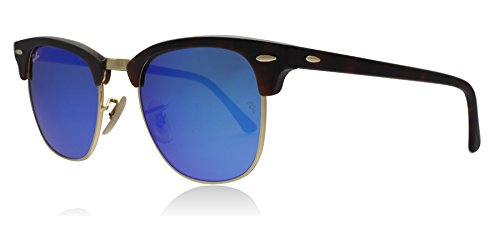 Ray-Ban Sonnenbrille CLUBMASTER (RB 3016 114517 49)