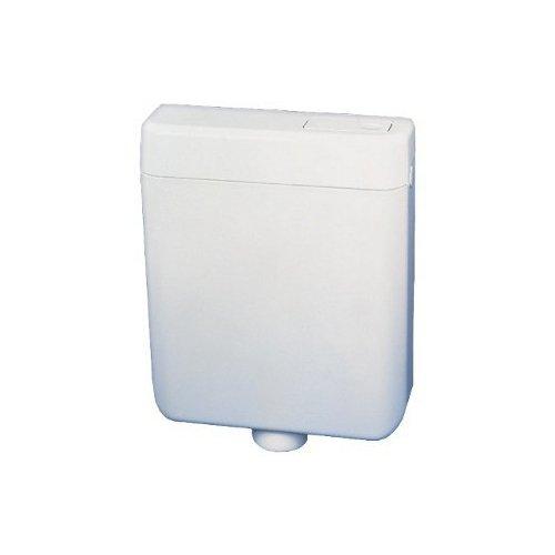 Sanit WC-Spülkasten # 937 weiß tiefhängend Spülmenge 6 Liter