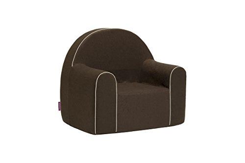 nder Babysessel Baby Sessel Sofa Kinderstuhl Stuhl Schaumstoff Umweltfreundlich (Braun) ()