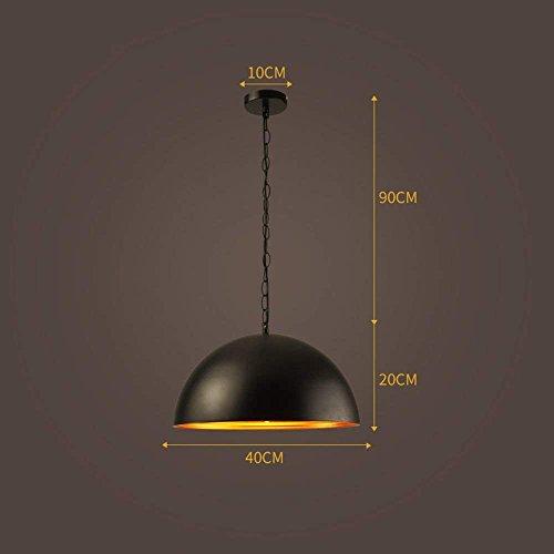C-LT Deckenleuchte Nordic Style Restaurant Schlafzimmer Retro Europäische Einfachheit Modernes Zeitgenössisches Licht und Laternen Halbkreisförmiger Kronleuchter Beleuchtung Persönlichkeit -