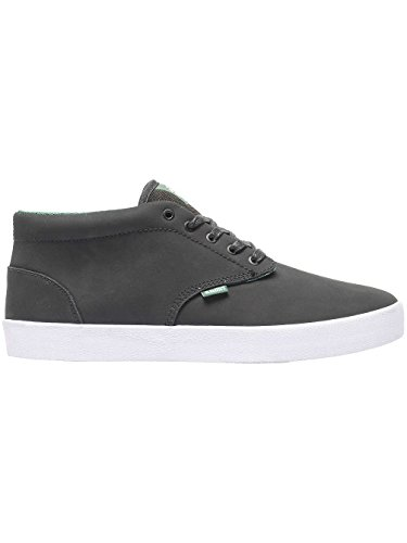 Element Preston, Herren Hohe Sneakers Black Green
