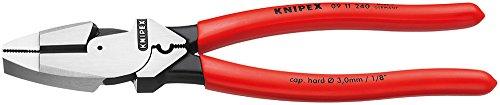 "Knipex 09 11 240 - Alicates Universales""Lineman'S"